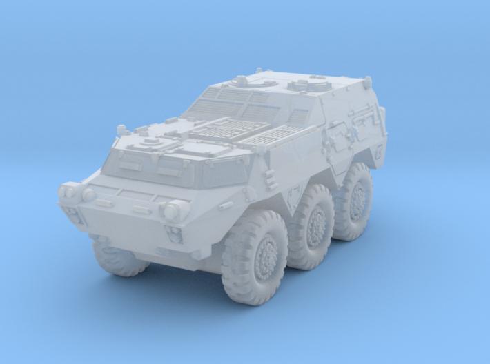 Type82 CCV JGSDF 6x6 3d printed
