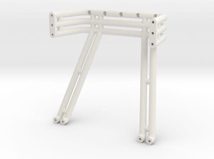 JConcepts, triple - double roll-bar fits #0415 197 3d printed