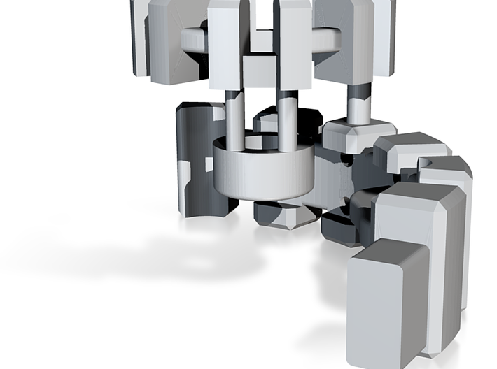 Graflex GMM Chassis - Part14 - Arc Reactor 3d printed