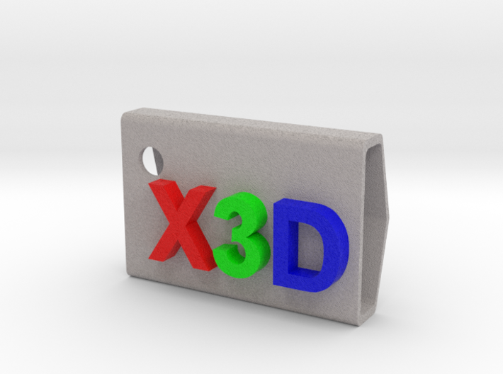 StampX3D 3d printed