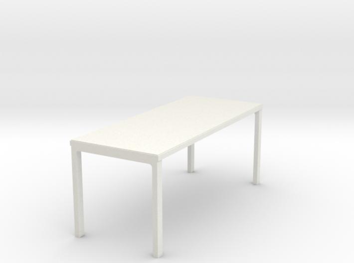 4 Leg Table 3d printed
