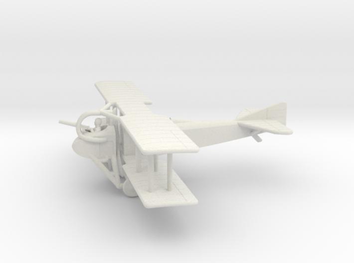 SPAD SA.1 (various scales) 3d printed