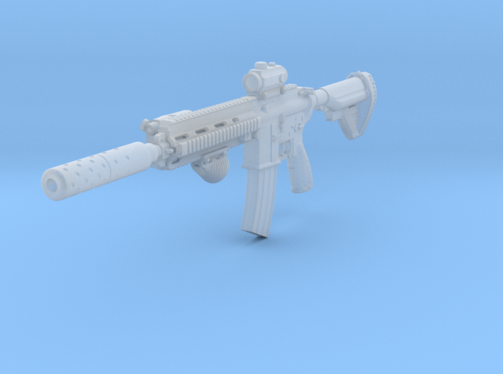 1/10th 416D Tactical8 3d printed