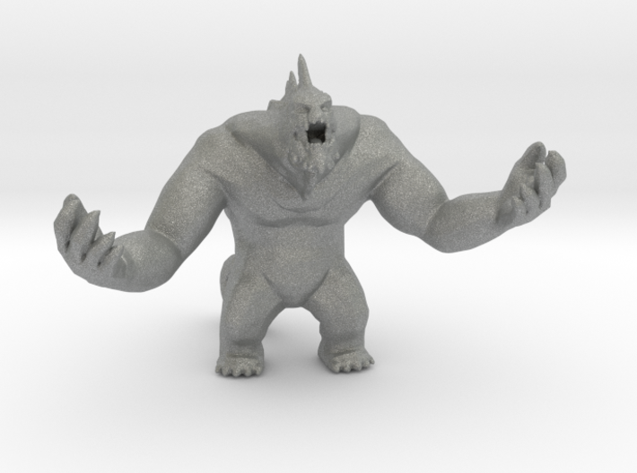 Dagon 60mm miniature monster DnD fantasy rpg 3d printed