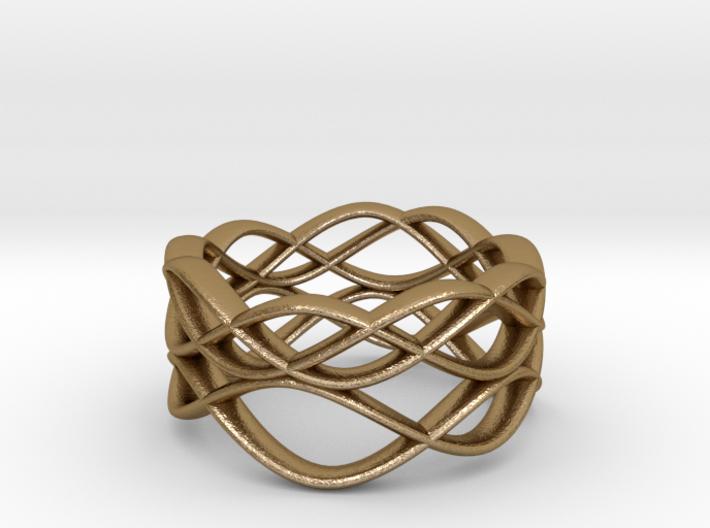 Skaters Ring 3d printed