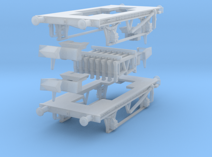 Chassis_9ft_0in_WB_16ft_6in_OHS 3d printed