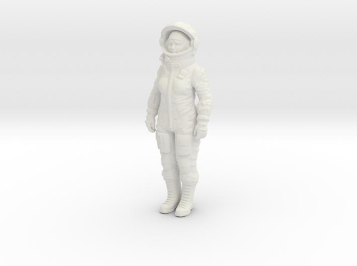 Valentina Tereshkova 12 cm 3d printed