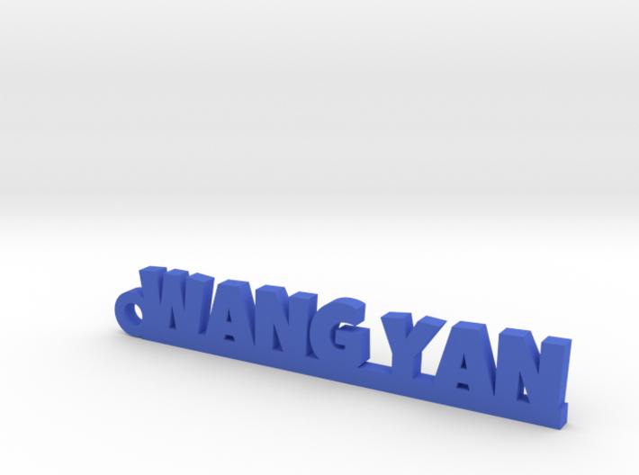 WANG YAN_keychain_Lucky 3d printed