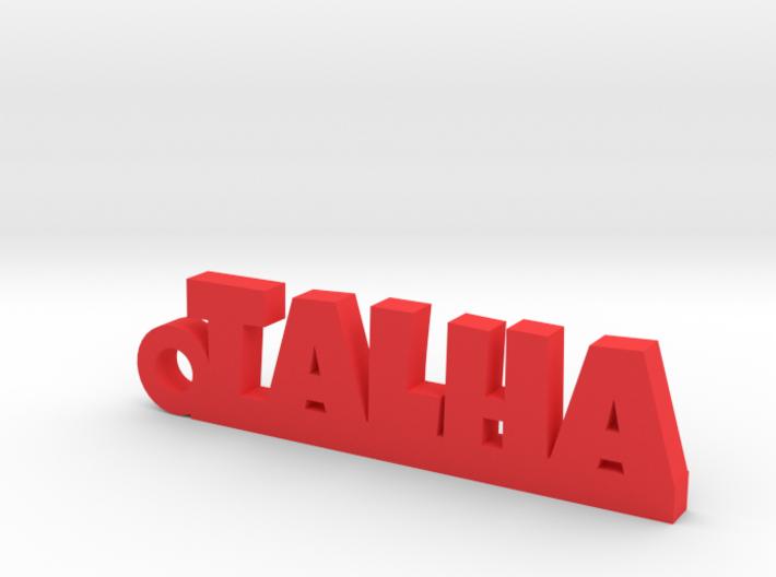 TALHA_keychain_Lucky 3d printed