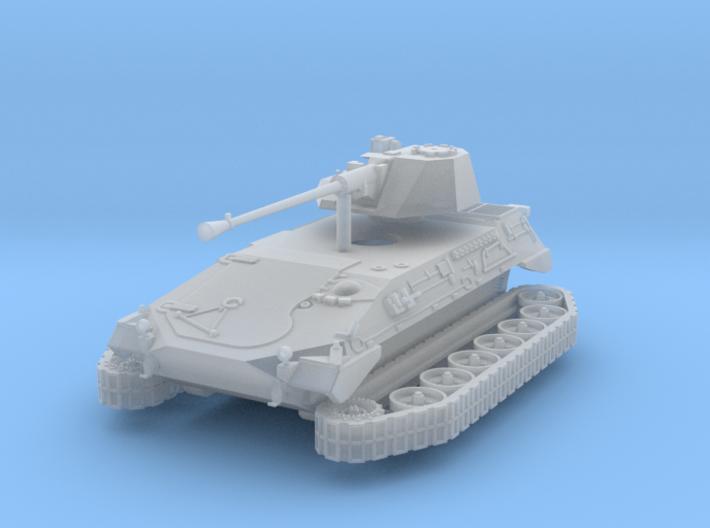 Begleitpanzer 57 Scale: 1:144 3d printed