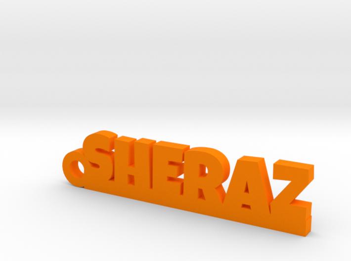 SHERAZ_keychain_Lucky 3d printed
