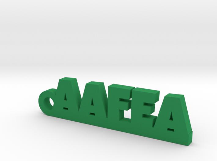 AAFEA_keychain_Lucky 3d printed