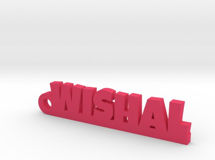 WISHAL_keychain_Lucky 3d printed