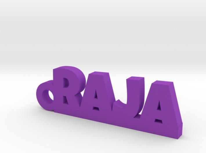 RAJA_keychain_Lucky 3d printed