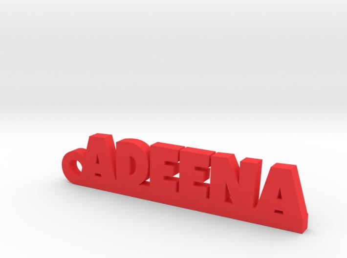 ADEENA_keychain_Lucky 3d printed