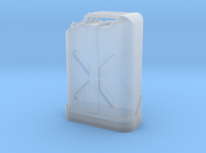 1/24 Scale Jerry Can Stored 3d printed