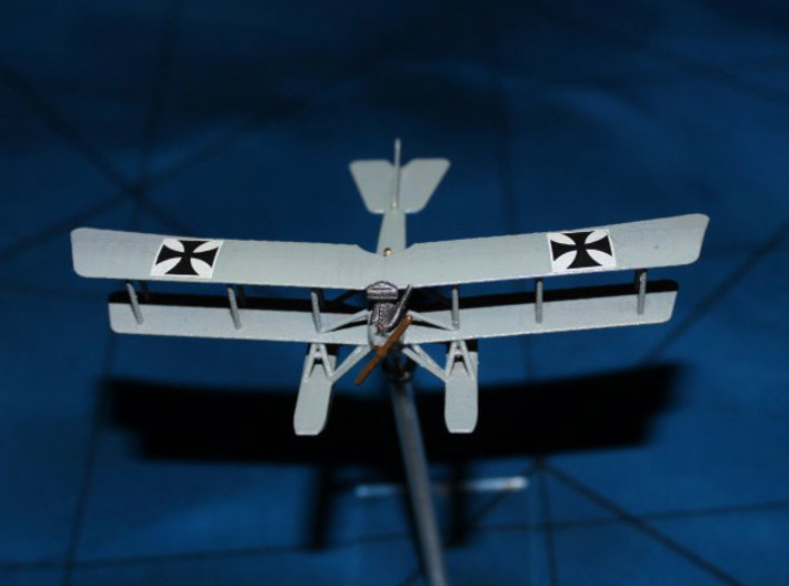 Friedrichshafen FF.33E (various scales) 3d printed Paint job and photo courtesy BobP at wingsofwar.org