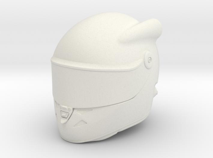 Full Face Helmet for Axial Interiors VAR.3 3d printed