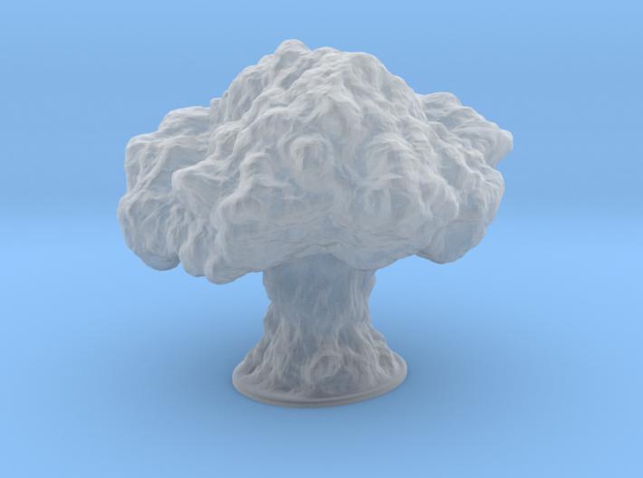 Nuclear blast 3d printed