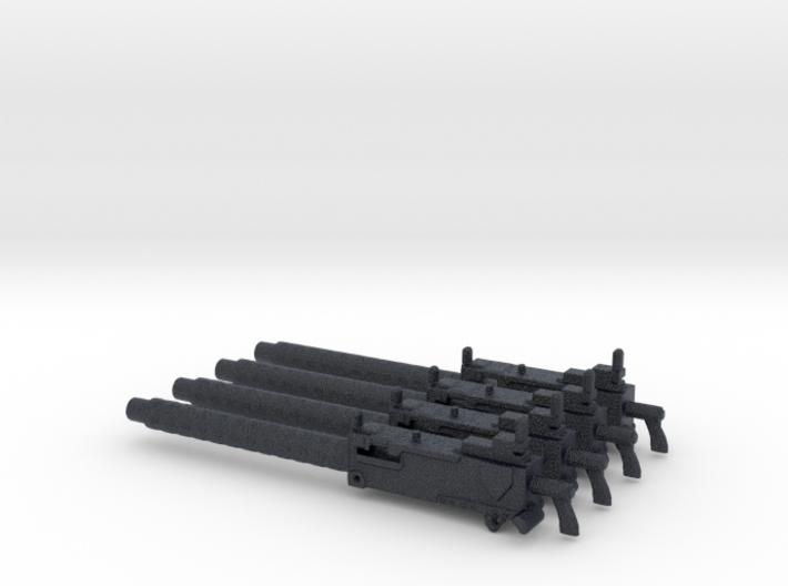 1/48 Scale M1919 Machine Gun Set 3d printed