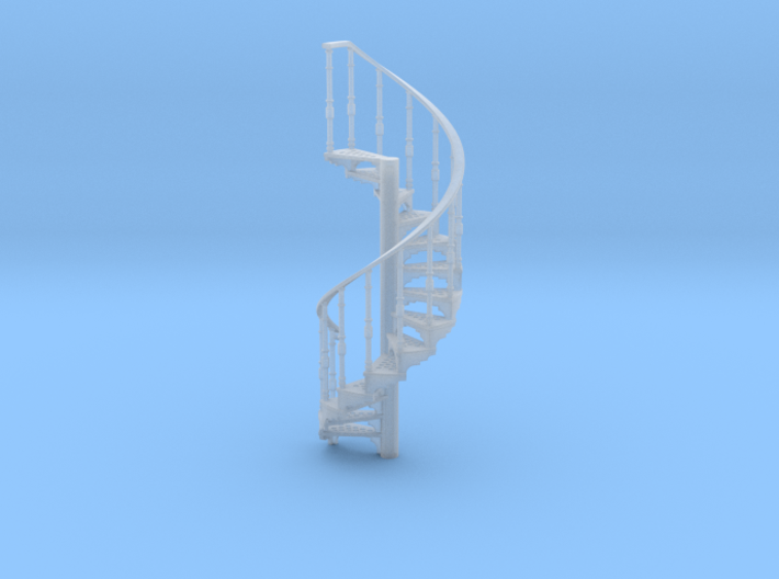 s-64fs-spiral-stairs-market-lh-2a 3d printed