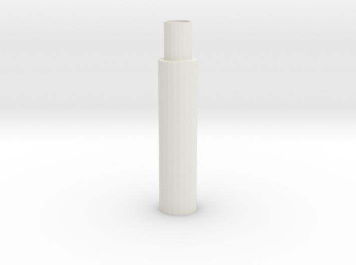 Telescopic spray bottle-spray bottle 3d printed