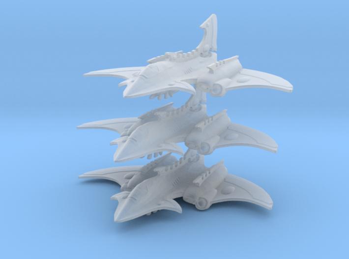 Hamelock Wraitfighters V2 3d printed