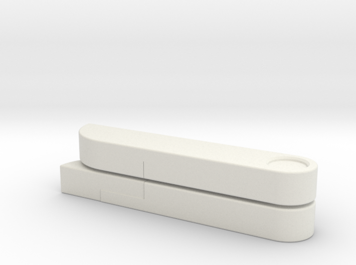 Portable handles for epidemic prevention 3d printed