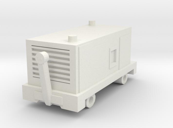 TLD ASU-600 Air Start Unit 1/64 3d printed