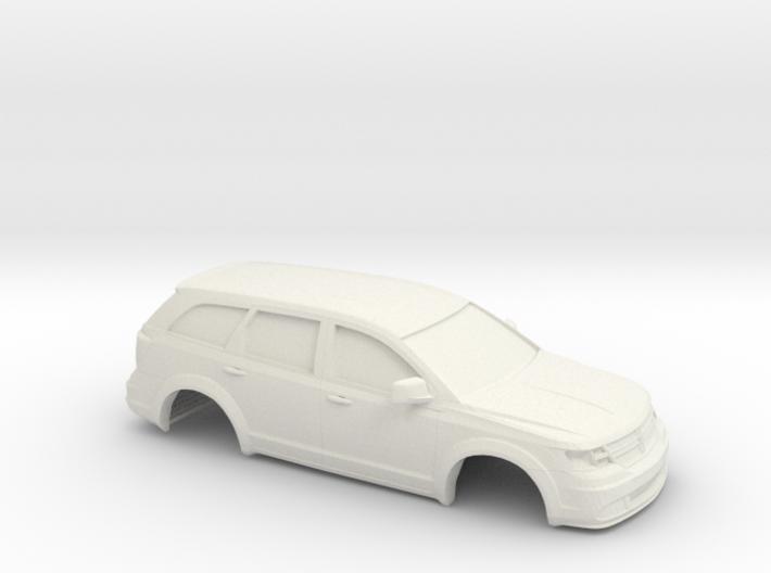 1/32 2009 Dodge Journey 3d printed