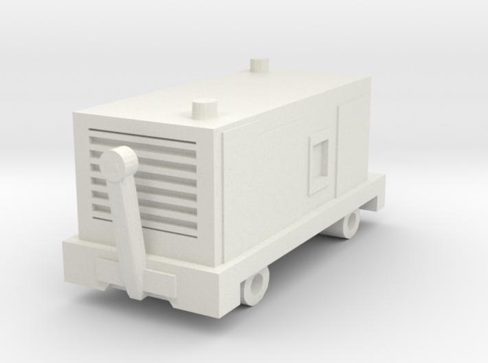 TLD ASU-600 Air Start Unit 1/56 3d printed