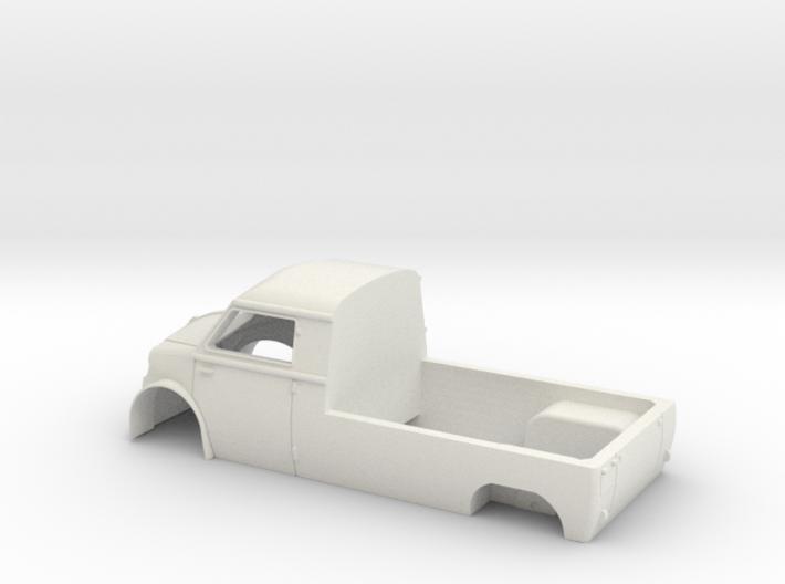 Lloyd LT 600 pickup scale 00 (76) 3d printed