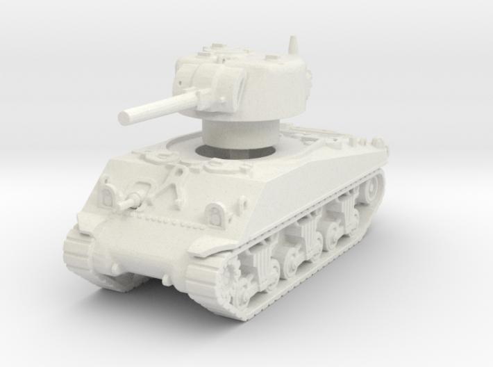 M4A3 Sherman 75mm 1/120 3d printed