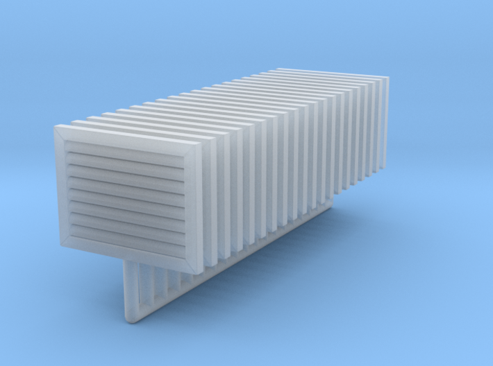 Vent Cover 01. 1:35 Scale 3d printed