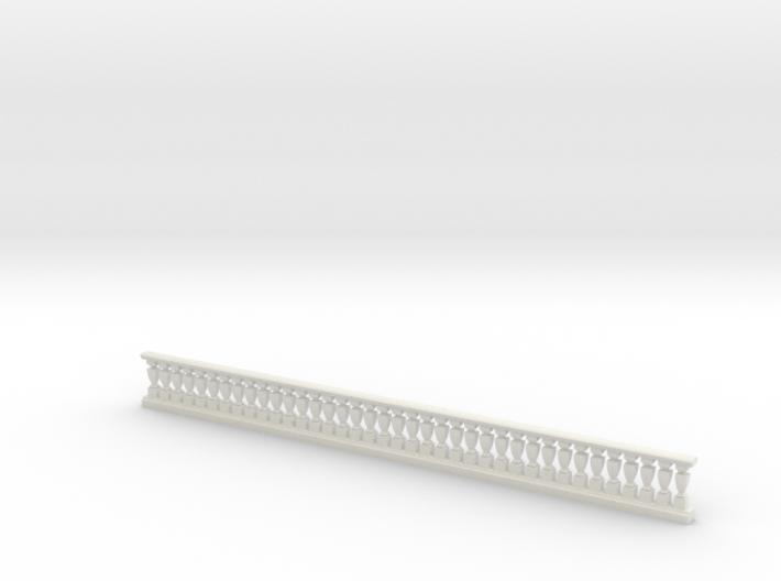 balustrade square 3d printed