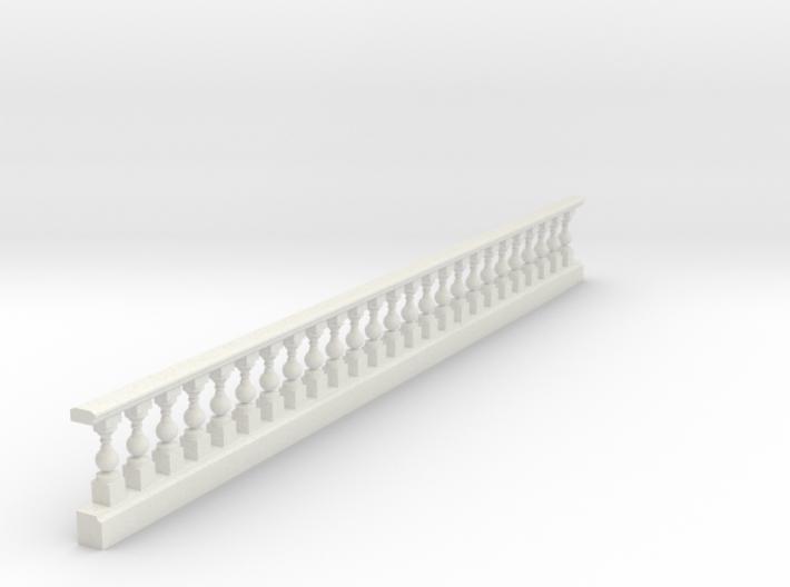 balustrade round 3d printed