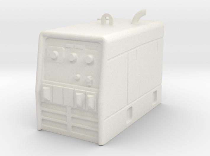 1/25th Miller Type Portable Welder 3d printed