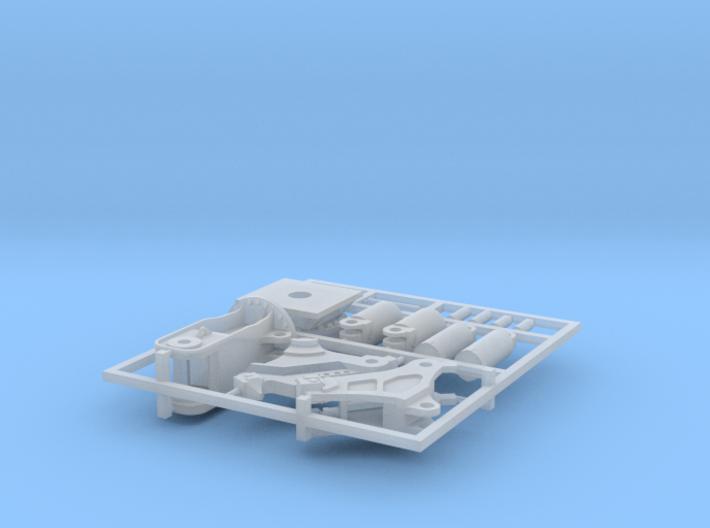 CC 3300 3d printed