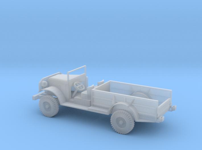 1/87 Scale IHC M-2 4 USMC 4x4 truck 3d printed