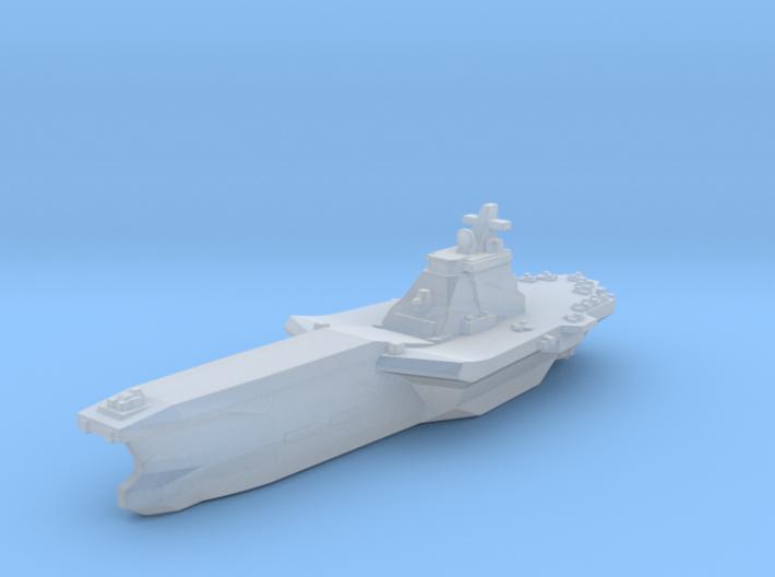 Earth Alliance aircraft carrier Spengler/Gundam 3d printed
