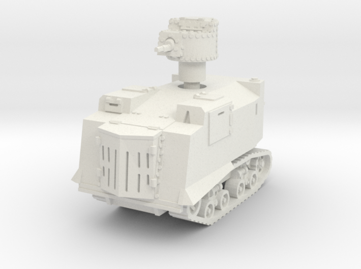 NI Odessa Tank 1/76 3d printed