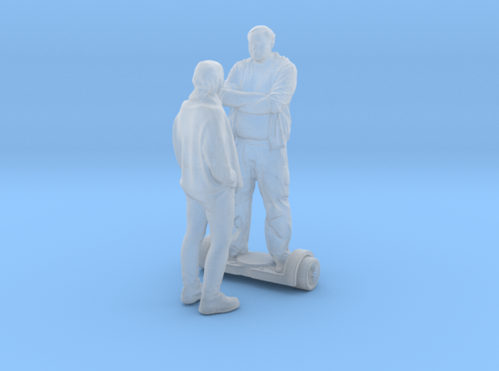 Printle T Couple 1895 - 1/87 - wob 3d printed