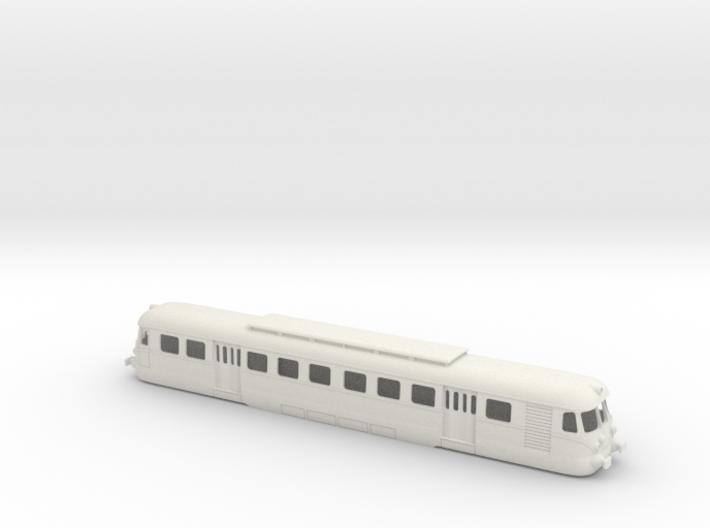 FCU E.101 (OMS-TIBB) in H0 3d printed