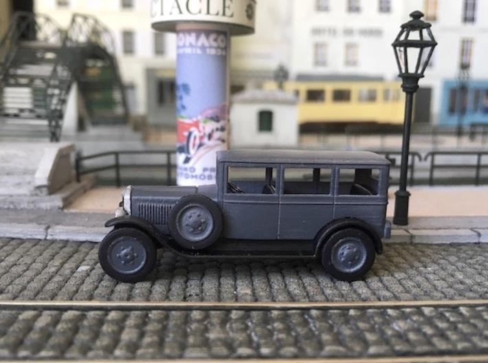 1:87 Ho Unic L2 Berline 1924 3d printed