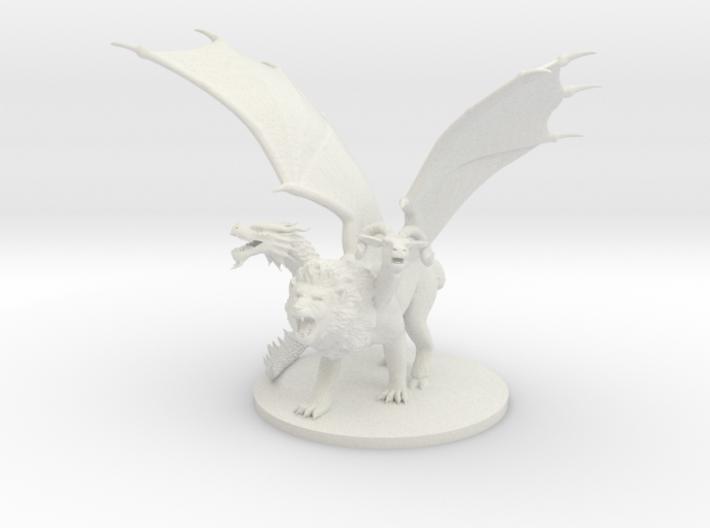 Chimera 3d printed