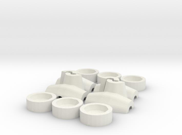 HO/1:87 Core-loc 3m mould kit 3d printed