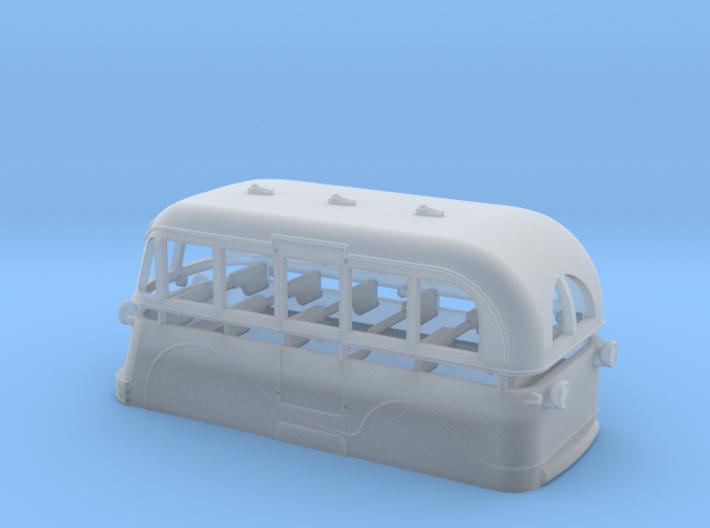 009 Waddington Rail Bus  3d printed