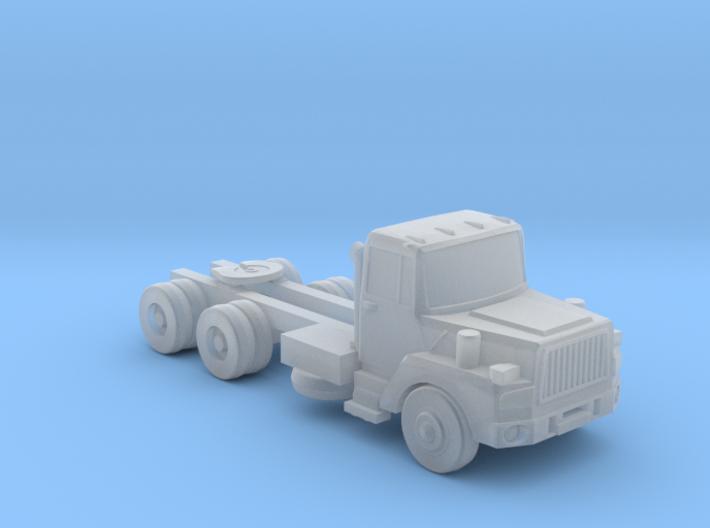 Mack Semi Truck - Z scale 3d printed