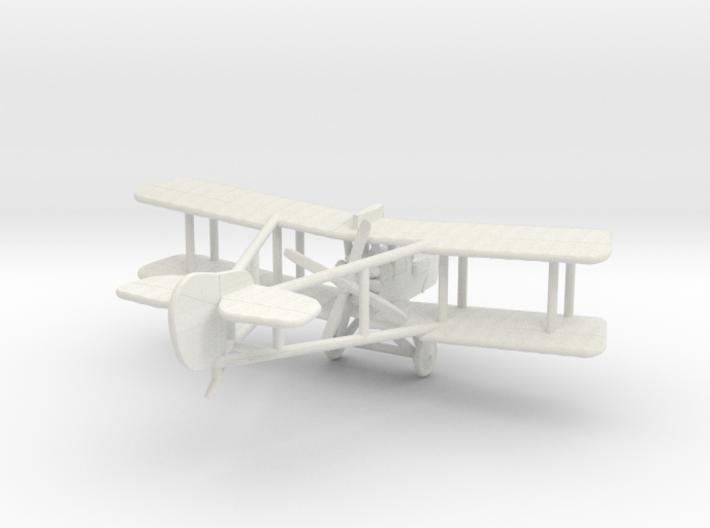 Airco D.H.2 (various scales) 3d printed 1:144 Airco DH2 in WSF
