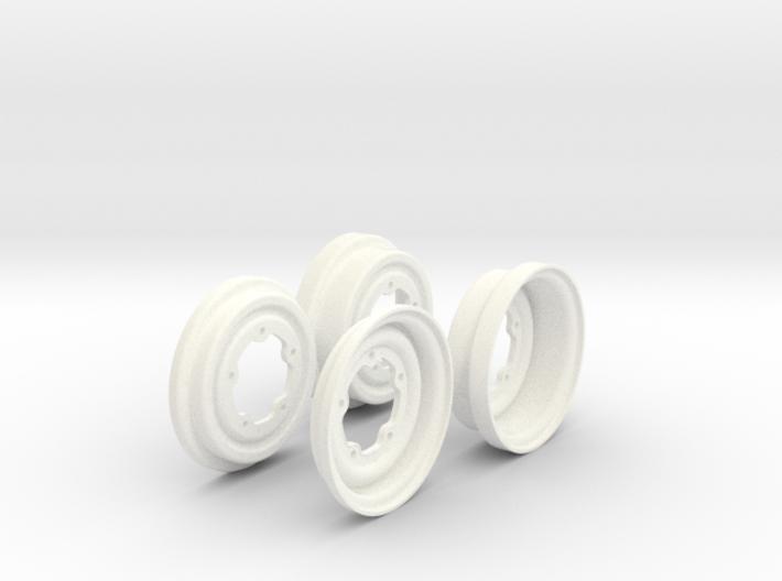 SR40013 5 Lug Wheel covers (SET OF 4) 3d printed
